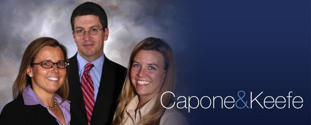 Mark Capone and Liza Keefe (Capone and Keefe).
